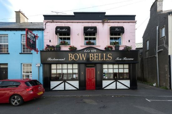Bow Bells Restaurant & Tea Rooms, 5 Bow Street, Donaghadee, Co Down, BT21 0HD